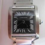 カルティエ タンク買取させていただきました。広島市時計リサイクル「さくら鑑定」。