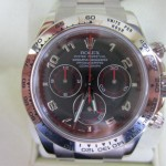 ロレックス・デイトナRef.116509、買取しました。